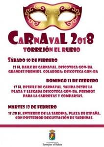 PROGRAMA CARNAVALES 2018