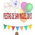 FIESTAS DE SAN MIGUEL 2013