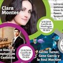 CLARA MONTES ACTUARÁ EN EL CASTILLO DE MONFRAGÜE EL DÍA 6 DE SEPTIEMBRE DENTRO DEL FESTIVAL NATURARTE